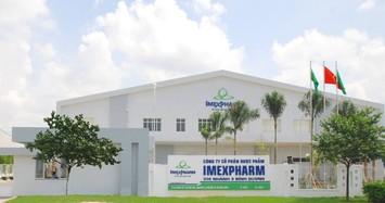 Imexpharm bị phạt và truy thu hơn 4 tỷ đồng do khai sai thuế