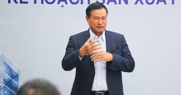 Ông Nguyễn Bá Dương xuất hiện tại SOL E&C với mục tiêu doanh thu 2.000 tỷ
