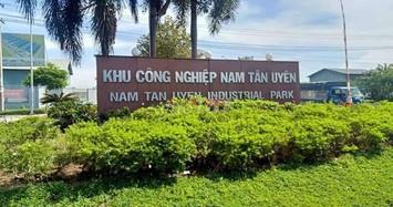 KCN Nam Tân Uyên lại báo lãi tăng 33% lên 113 tỷ trong quý 1/2021
