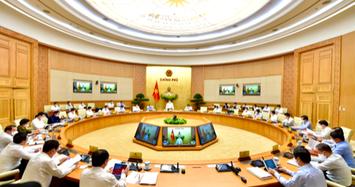 Thủ tướng: Tập trung xử lý sớm 12 dự án yếu kém, thua lỗ