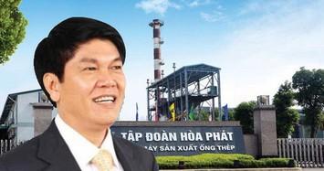 Vì sao con trai ông Trần Đình Long bị buộc tạm dừng mua vào 5 triệu cổ phiếu HPG?