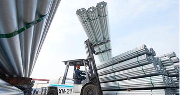 5 tháng, sản lượng ống thép Hoà Phát tăng 21% so với cùng kỳ