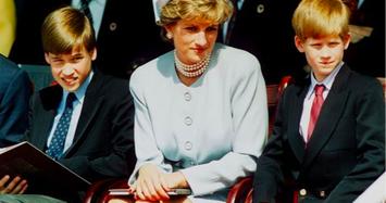 Hé lộ cuộc gọi cuối cùng của Công nương Diana