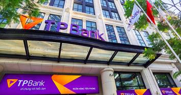 Chi phí dự phòng tăng mạnh, song TPBank vẫn lãi ròng 612 tỷ trong quý 2