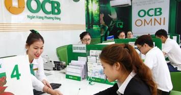 OCB báo lãi lớn quý 2 với 1.108 tỷ đồng, vọt 83% so cùng kỳ