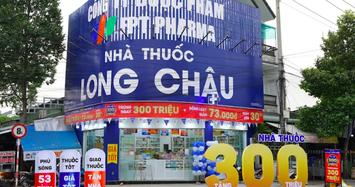 FPT Retail: Doanh thu chuỗi Nhà thuốc Long Châu 1.336 tỷ, gấp gần 3 lần