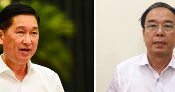 Đề nghị Ban Bí thư kỷ luật 2 cựu phó chủ tịch TP.HCM