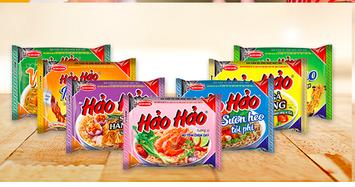 Acecook Việt Nam: Hảo Hảo tôm chua cay nội địa không có chất Ethylene Oxide
