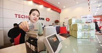 Techcombank huy động khoản vay hợp vốn nước ngoài tới 800 triệu USD