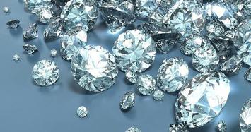 Phát hiện kim cương đổi màu quý hiếm có giá hàng trăm nghìn USD