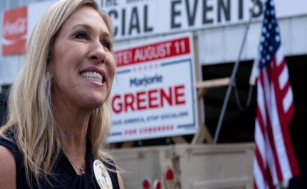 Chân dung nữ hạ nghị sĩ Mỹ đòi luận tội Tổng thống đắc cử Biden