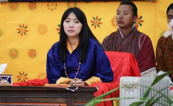 Ngắm vẻ đẹp của công chúa Ashi Quốc vương Bhutan
