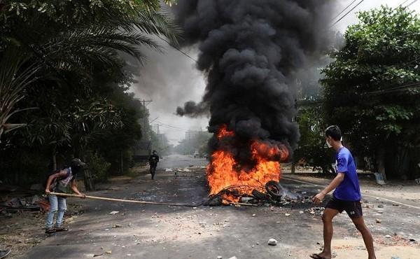Những động thái trừng phạt cứng rắn của Mỹ đối với Myanmar