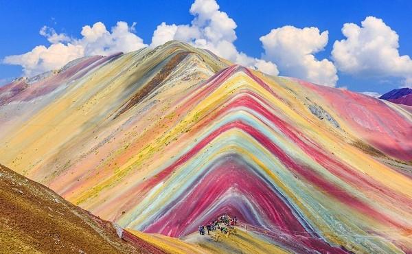 Những nơi được cho là nhiều màu sắc nhất thế giới