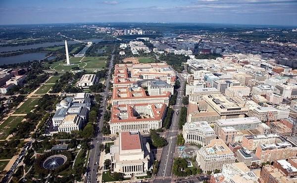 Thủ đô nước Mỹ và những sự thật thú vị