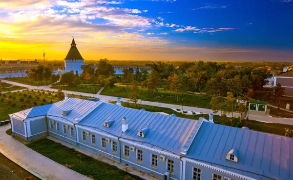 Đây là những vùng nóng nhất của nước Nga