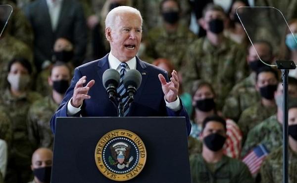 Chuyến công du 8 ngày của Tổng thống Mỹ Biden