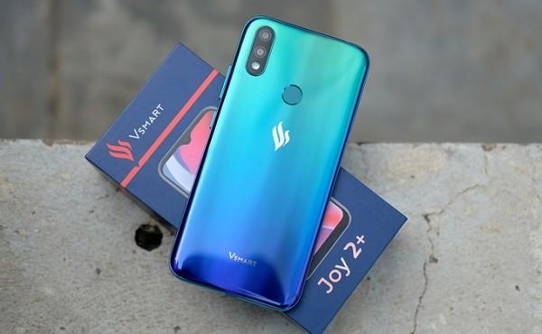 Điện thoại giá rẻ made in Vietnam Vsmart Joy 3 có gì 'hot'?