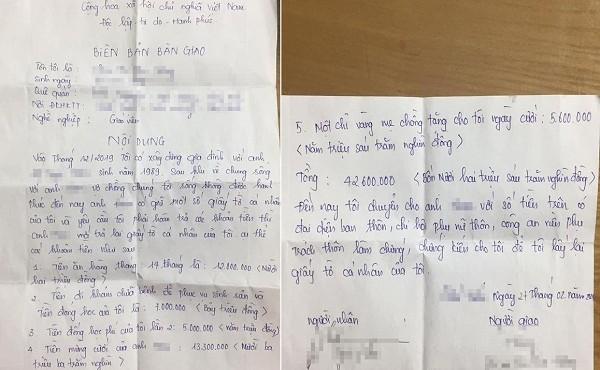 Nóng trên mạng: Chồng đòi tiền ăn hàng tháng 12 triệu mới đồng ý cho vợ ly hôn ở Thái Bình