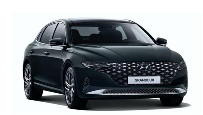 Cận cảnh sedan hạng sang Hyundai Grandeur 2022