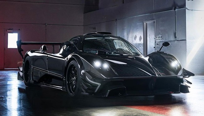 Đây là các siêu xe tăng tốc nhanh nhất thế giới