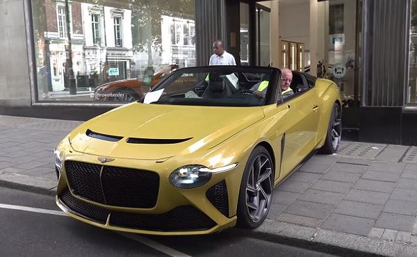Cận cảnh Bentley Bacalar mui trần giới hạn 12 chiếc giá hơn 48 tỷ đồng