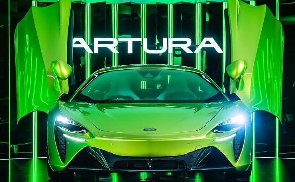 McLaren Artura ra mắt Hồng Kông với giá gần 12 tỷ đồng