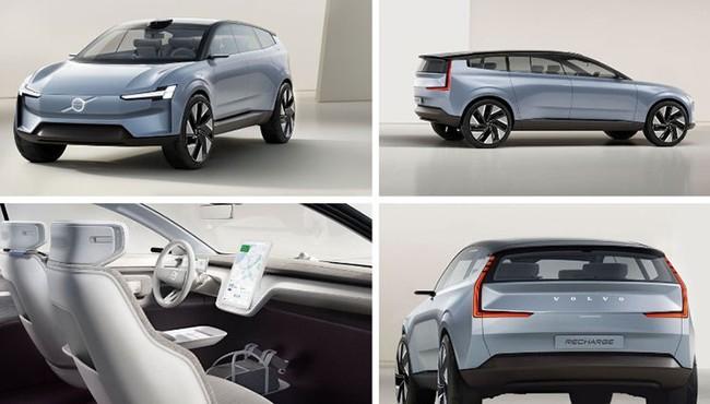 Volvo sẽ đổi tên gọi các dòng xe từ 2022