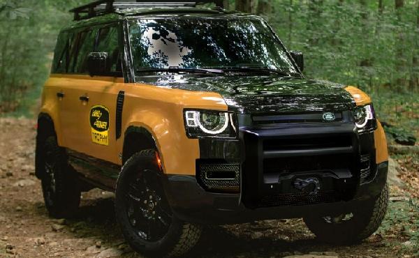 Chi tiết Land Rover Defender Trophy Edition giá hơn 6 tỷ đồng