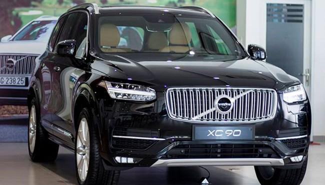 Vì sao Volvo Việt Nam triệu hồi gần 600 xe?