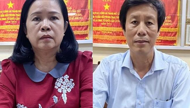 Vi phạm đấu thầu, Giám đốc Sở Y tế TP Cần Thơ bị khởi tố