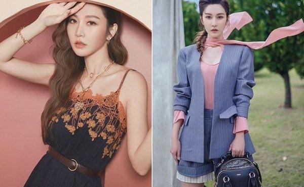 Gu thời trang đẳng cấp của 'nữ thần phim truyền hình'  Tăng Hoàn Đình