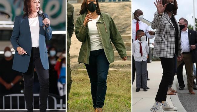 Phong cách thời trang thanh lịch của nữ Phó Tổng thống Kamala Harris