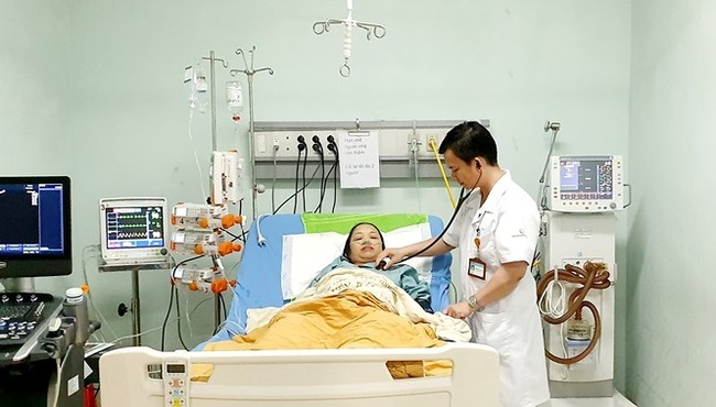 Truyền 30 lít máu giành giật sự sống cứu sản phụ thoát chết hi hữu