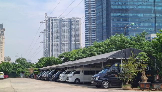 Công ty cổ phần Beepro lấn chiếm, xây dựng công trình trên đất cây xanh