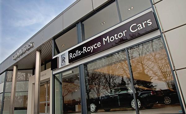 Đại lý Rolls-Royce chính hãng tại Hà Nội chính thức đóng cửa