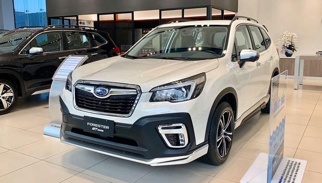 Subaru Forester giảm hơn 150 triệu đồng