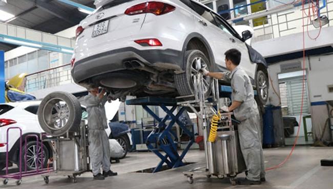 Gần 24.000 xe Hyundai Tucson bị triệu hồi