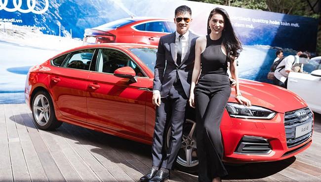 Cận cảnh bộ sưu tập xe sang tiền tỷ của cặp vợ chồng Thủy Tiên - Công Vinh
