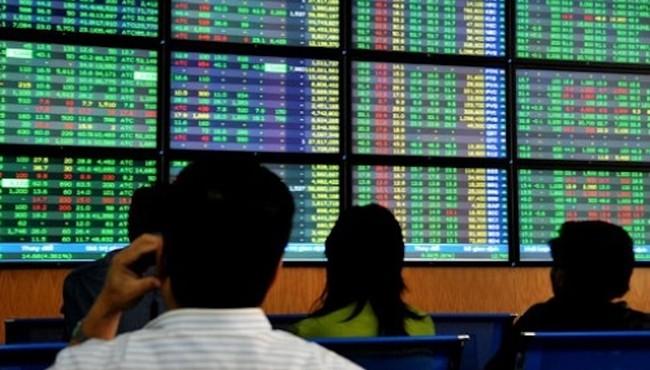 VN-Index kết phiên 14/4 ở mức cao nhất trong ngày
