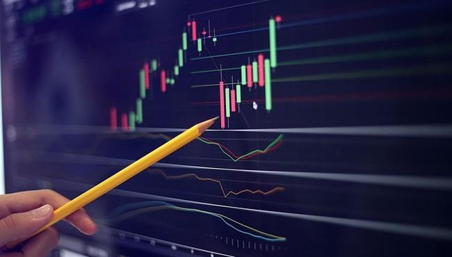 VN-Index kết phiên tăng mạnh 12 điểm sau kì nghỉ Lễ dài