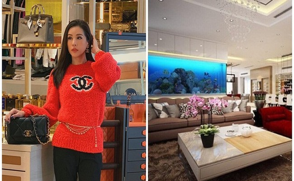 Hoa hậu Thu Hoài sở hữu khối tàn sản khủng nào?