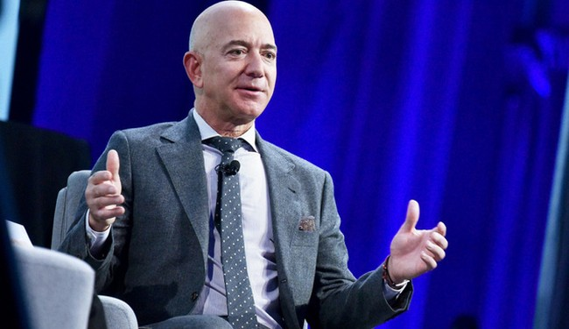 Jeff Bezos sở hữu khối tài sản khủng thế nào khi nghỉ hưu ở tuổi 57?