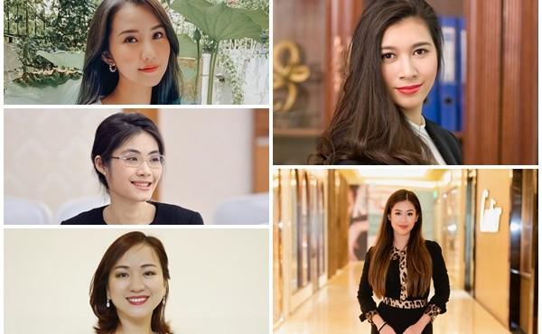 Những ái nữ tài giỏi nhà đại gia Việt sở hữu nhan sắc hơn người