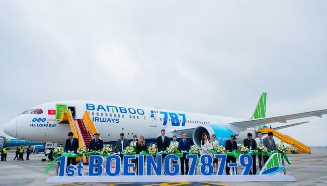 Cận cảnh đội bay hiện đại của hãng Bamboo Airways