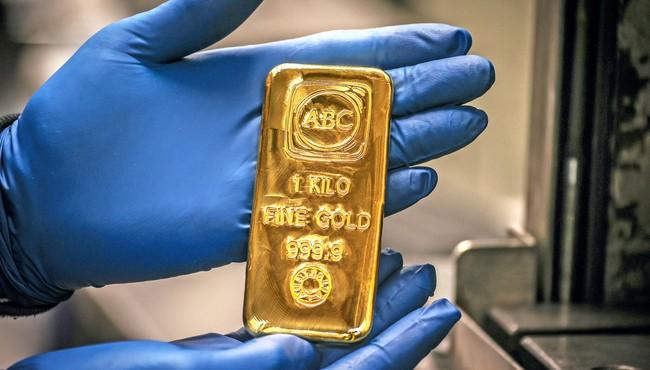 Giá vàng hôm nay: Thế giới giảm nhẹ, trong nước tăng phiên cuối tuần