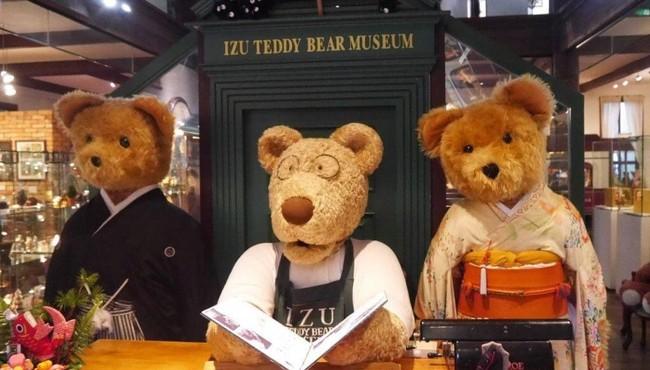 Vì sao Teddy Bear Museum hấp dẫn toàn thế giới?