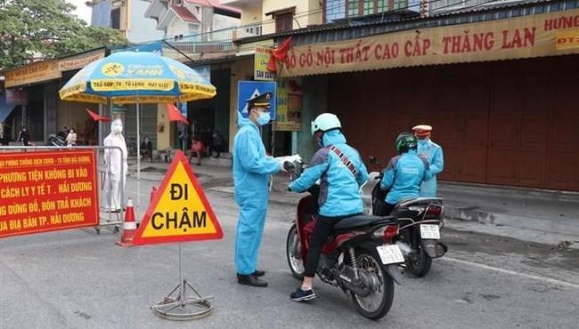 COVID-19 sáng 23/4: Việt Nam thêm 8 ca mắc mới nhập cảnh