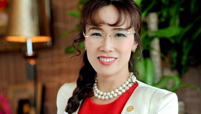 4 nữ đại gia trong top 20 phụ nữ Việt Nam truyền cảm hứng