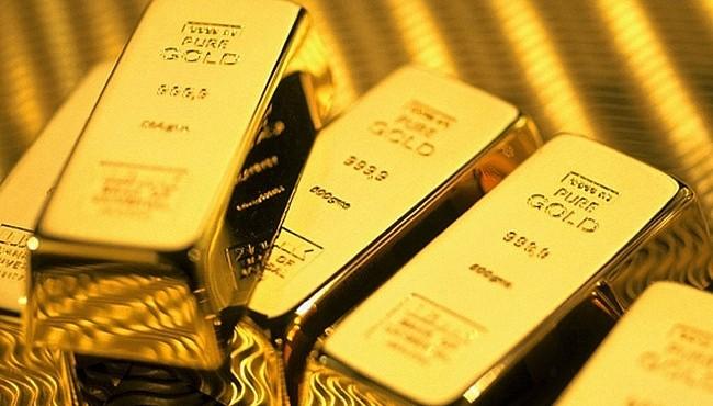 Giá vàng hôm nay: Trong nước tăng, thế giới giảm mạnh